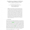 Normalization and Alignment of 3D Objects Based on Bilateral Symmetry Planes