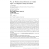 Not all wireless sensor networks are created equal: A comparative study on tunnels