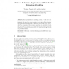 Note on Industrial Applications of Hu's Surface Extension Algorithm