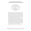Noun Compound Interpretation Using Paraphrasing Verbs: Feasibility Study