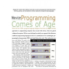 Novice Programming Comes of Age