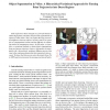 Object Segmentation in Video: A Hierarchical Variational Approach for Turning Point Trajectories into Dense Regions