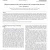 Objective patterns in the evolving network of non-equivalent observers