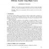 Oblivious Transfer Using Elliptic Curves