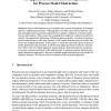 On Application of Structural Decomposition for Process Model Abstraction