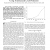 On-chip decoupling capacitor optimization using architectural level prediction