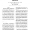On Computing Addition Related Arithmetic Operations via Controlled Transport of Charge