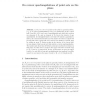 On Convex Quadrangulations of Point Sets on the Plane