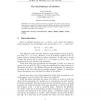 On derivations of lattices