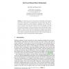 On Event Based State Estimation