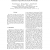 On-Line Construction of Symmetric Compact Directed Acyclic Word Graphs