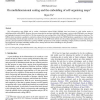 On multidimensional scaling and the embedding of self-organising maps