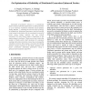 On Optimization of Reliability of Distributed Generation-Enhanced Feeders