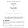 On Rainbow Arithmetic Progressions
