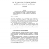 On the Convergence of Reduction-based and Model-based Methods in Proof Theory