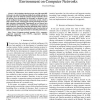 On the development of a cooperative tutoring environment on computer networks