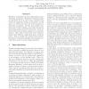 On the Discrete Symmetric Localization Problem