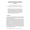 On the Dynamic Management of Information in Ubiquitous Systems Using Evolvable Software Components
