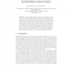 On the Dynamics of Total Preorders: Revising Abstract Interval Orders