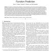 On the Importance of Comprehensible Classification Models for Protein Function Prediction