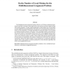 On the number of local minima for the multidimensional assignment problem