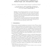 On the Parameterized Complexity of Default Logic and Autoepistemic Logic