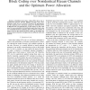 On the Performance of Distributed Space-Time Block Coding Over Nonidentical Ricean Channels and the Optimum Power Allocation