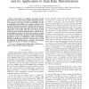 On the Rate Duality of MIMO Interference Channel and Its Application to Sum Rate Maximization