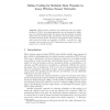 Online Coding for Reliable Data Transfer in Lossy Wireless Sensor Networks