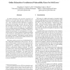 Online Estimation of Architectural Vulnerability Factor for Soft Errors