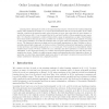 Online Learning: Stochastic and Constrained Adversaries