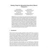Ontology Design for Information Integration in Disaster Management