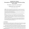 Ontology Driven Websites/Metamorphosis: A Framework to Specify and Manage Ontology Driven Websites