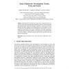 Open Collaborative Development: Trends, Tools, and Tactics