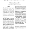 Optic-Flow Information Extraction with Directional Gaussian-Derivatives