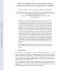 Optimal Analysis-Aware Parameterization of Computational Domain in Isogeometric Analysis