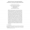 Optimal Anytime Constrained Simulated Annealing for Constrained Global Optimization