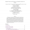 Optimal Control and Geodesics on Quadratic Matrix Lie Groups