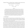 Optimal Control of a High-Volume Assemble-to-Order System