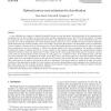 Optimal convex error estimators for classification