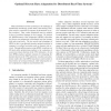 Optimal Discrete Rate Adaptation for Distributed Real-Time Systems