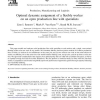 Optimal dynamic assignment of a flexible worker on an open production line with specialists