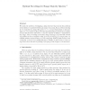 Optimal Encodings for Range Majority Queries