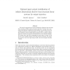 Optimal Input-Output Stabilization of Infinite-Dimensional Discrete Time-Invariant Linear Systems by Output Injection