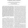 Optimal Policies for Distributed Data Aggregation in Wireless Sensor Networks