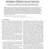 Optimal Relay Station Placement in Broadband Wireless Access Networks