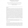 Optimal resource allocation for time-reservation systems
