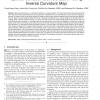 Optimal Surface Parameterization Using Inverse Curvature Map