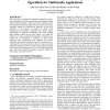 Optimality and improvement of dynamic voltage scaling algorithms for multimedia applications