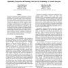 Optimality Properties of Planning Via Petri Net Unfolding: A Formal Analysis